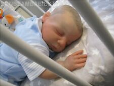 "REBORN BABY DOLL 22"" BOUNTIFUL BABY BOY KYLE BY DAN AT SUNBEAMBABIES GHSP 5LBS."