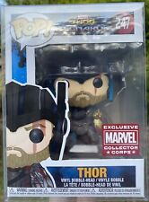 Thor Ragnarok - Gladiator #247 Collector Corps Exclusive Funko Pop Vinyl +PRTCT