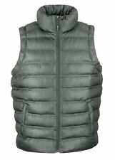 Result Urban Outdoor Men's Ice Bird Padded Gilet R193M - Large - Free Postage