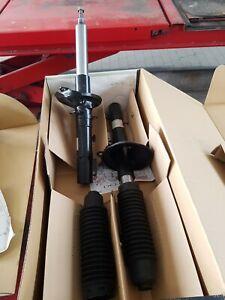 Coppia ammortizzatori Delphi de carbon rinforzati Ant VW GOLF IV Audi A3 SKODA