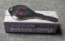 Nissan GT-R Blank KEY Plate for R32 R33 Skyline GTR