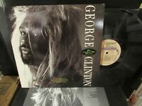 "George Clinton ""The Cinderella Story (Paisley Park)1989  Funk Lp"