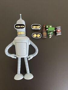 Futurama Toynami Bender Figure Complete