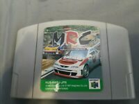 MRC Multi Racing Championship JP Japan Tested Good Works N64 Nintendo 64