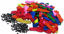 Quick Fill Balloons Refills: 222 Top Quality Water Balloons + 222 Self Tie Bands