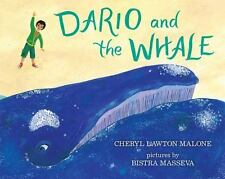 Dario and the Whale-ExLibrary