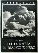 Ansel Adams Fotografia in Bianco e Nero 1980
