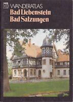 Wanderatlas Bad Liebenstein, Bad Salzungen
