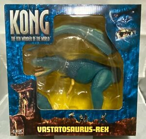 King Kong : Vastatosaurus-Rex figure  X-Plus 2005