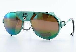 Julbo Sunglasses Cham Junior Vert Mirrored Ski Sports Mountain Mint Green XS-S