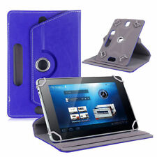 7 inch Universal Folio 360° Leather Case Cover For 2015 Amazon Fire Kindle 7inch