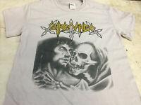 Sarcofago Shirt black metal punk hellhammer deicide death kbd thrash