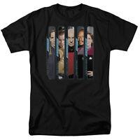 Star Trek The Captains TV Show T-Shirt Sizes S-3X NEW