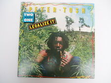 PETER TOSH - Equal Rights / Legasize It - Double LP