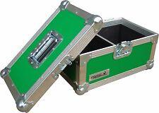 "7"" solo 200 estuche de vuelo de Cisne Verde Caja de discos de vinilo (PVC Rígido)"