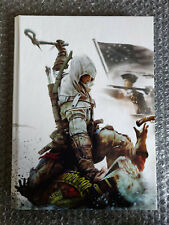 Assassins Creed III 3 Limited Edition Collectors Guide - English Official