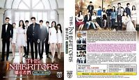 The Heirs (Chapter 1 - 20 End) ~ All Region ~ Brand New & Factory Seal ~