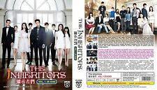 The Heirs (Chapter 1 - 20 End) ~ 3-DVD SET ~ English Subtitle ~ Korean Drama