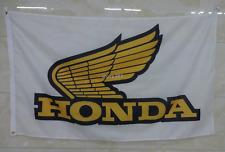Honda Flag Banner 3x5ft Motorcycles Banner Flag Racing MotoGP