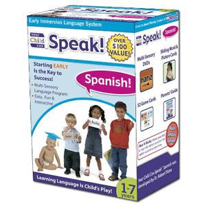 Your Child Can Speak! Spanish Kit