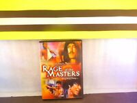 Jimmy Wang Yu Chiao Chiao - Rage Of The Masters on DVD