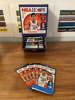 🏀2020-21 NBA Hoops Basketball - (5) Gravity Packs - 5 cards/pack🏀