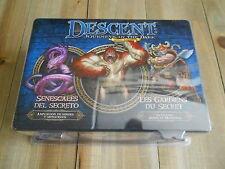 DESCENT - Senescales del Secreto - expansión - juego de mesa - EDGE - FF