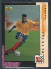 UPPER DECK WORLD CUP USA 1994-GOLDEN BOOTS- #328-COLUMBIA-ADOLFO VALENCIA