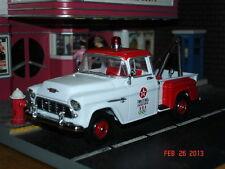 1955 CHEVROLET Texaco Tow Truck, 1:43, O Scale, Matchbox, New