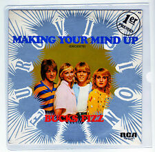 "BUCKS FIZZ  eurovision 7 ""  Only Spanish Maxi  MAKING YOUR MIND UP 1981  /16"