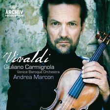 Giuliano Carmignola - Vivaldi [New CD]