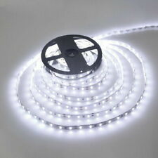 5M Waterproof 3528 SMD Flexible 300LED Strip Rope Lights 12V White Best Price SS