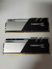 New G. SKILL Trident Z Neo 32GB (2x16GB) SDRAM DDR4 Memory