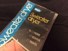 New Magla Sweater Dryer w Airflow Netting #1850 ~