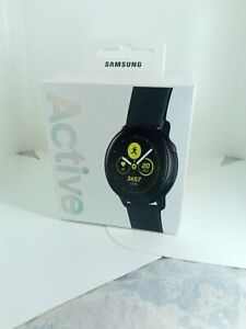 Samsung Galaxy Watch Active 40mm - Black (SM-R500NZKAXAR) New Never Opened 🔥🔥