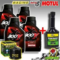 Kit Inspección Racing Motul 300V + Filtro RC Honda Nss Fuerza A 250 2011 2012