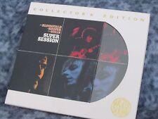 """MIKE BLOOMFIELD, AL COOPER, STEVE STILLS """"SUPER SESSION"""" GOLD/SBM COLLECTOR CD"""
