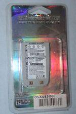 CAMERON SINO Batterie Samsung  SGH-S500 -  CS-SMS500SL