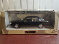 UT Models 1996 Chevy Impala SS 1:18 Scale Diecast Model Car Black Chevrolet