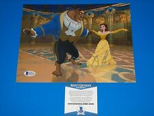 PAIGE O'HARA BEAUTY AND THE BEAST SIGNED 8X10 PHOTO beckett certified