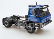 1:43 KADEN TATRA T815 4X4 tow truck blue