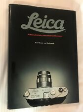Leica, a History illustrating every Model and Accessory, 1985 Edition