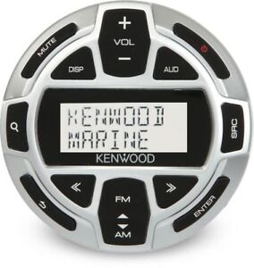 Kenwood KCARC55MR Marine Wired Remote Control for Select Kenwood Headunits