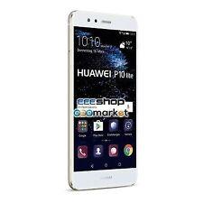 Huawei P10 Lite Dual-SIM White Smartphone 51091CKM Unlocked 4G/LTE GB - 13.2