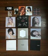 Blackpink All Member THE ALBUM Autographed CD+Photobook+Photocard+Stickers Ver.3