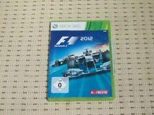 F1 2012 para Xbox 360 xbox360 * embalaje original *
