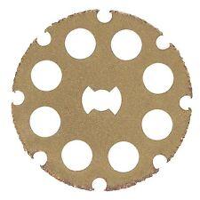 """Dremel EZ544 EZ Lock 1-1/2"""" Carbide Cutting Wheel  **NEW**"""