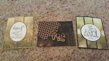 3 Handmade Stampin Up Greeting Cards Deer, Goose, Octopus
