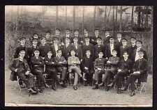 76165 AK Aschersleben Studentika Studentenvereinigung um 1910