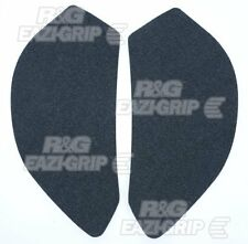R&G Racing Eazi-Grip Traction Pads Black to fit Kawasaki ZX6R P9F-RCF 2009-2012